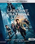 Labyrint: Vražedná léčba (UHD+BD) 2x[Blu-ray] (Maze Runner: The Death Cure) - Mastered in 4K