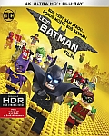 Lego Batman Film (UHD+BD) 2x[Blu-ray] (LEGO Batman Movie) - Mastered in 4K