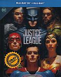Liga spravedlnosti 2d+3d 2x[Blu-ray] - digibook (Justice League)