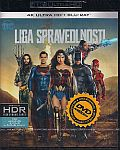 Liga spravedlnosti (UHD+BD) 2x[Blu-ray] (Justice League) - Mastered in 4K