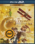 Malý princ 3D+2D [Blu-ray] (The Little Prince)