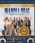Mamma Mia! Here We Go Again [Blu-ray] (Mamma Mia! 2)