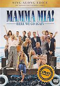 Mamma Mia! Here We Go Again [DVD] (Mamma Mia! 2)