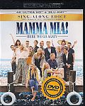 Mamma Mia! Here We Go Again (UHD+BD) 2x[Blu-ray] (Mamma Mia! 2) - Mastered in 4K