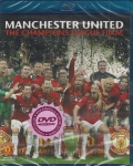 Manchester United FC - Champions League Final [Blu-ray]
