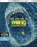 Meg: Monstrum z hlubin (UHD+BD) 2x[Blu-ray] - Mastered in 4K