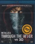 Metallica: Through the Never 3D+2D [Blu-ray] - AKCE 1+1 za 799 (vyprodané)