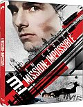 MI:1 - Mission: Impossible I (UHD+BD) 2x[Blu-ray] (Mission: Impossible) - steelbook - Mastered in 4K