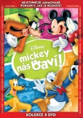 Mickey nás baví! - kolekce 4dvd (disk 1.-4.) (Have A Laugh With Micke)