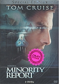 Minority Report S.E.2DVD - STEELBOOK