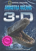 Monstra oceánů 3D+2D (Sea Monsters 3D+2D - 2disc)