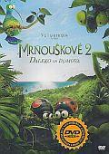 Mrňouskové 2: Daleko od domova [DVD] (Minuscule: Mandibles from Far Away)