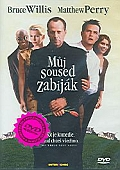 Můj soused zabiják 1 [DVD] (Whole Nine Yards) - pošetka