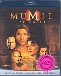 Mumie se vrací [Blu-ray] (Mummy returns)