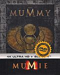 Mumie (UHD+BD) 2x[Blu-ray] (1999) (Mummy) - steelbook - Mastered in 4K