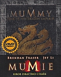 Mumie: Hrob Dračího císaře [Blu-ray] - steelbook (Mummy Tomb of the Dragon Emperor)