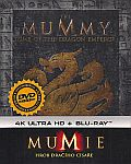 Mumie: Hrob Dračího císaře (UHD+BD) 2x[Blu-ray] (Mummy 3 Tomb of the Dragon Emperor) - steelbook - Mastered in 4K