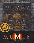 Mumie se vrací [Blu-ray] - steelbook (Mummy returns)