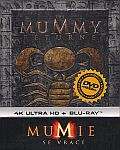 Mumie se vrací (UHD+BD) 2x[Blu-ray] (Mummy returns) - steelbook -  Mastered in 4K