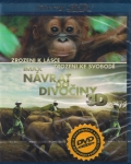 IMAX - Návrat do divočiny 3D+2D [Blu-ray] (Born to Be Wild)