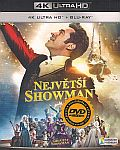 Největší showman (UHD+BD) 2x[Blu-ray] (Greatest Showman) - Mastered in 4K