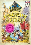 Obludy a piráti [DVD] (Monsters & Pirates) - pošetka