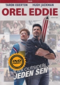 Orel Eddie [DVD] (Eddie the Eagle)