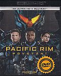 Pacific Rim: Povstání (UHD+BD) 2x[Blu-ray] (Pacific Rim: Uprising) - Mastered in 4K