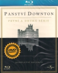 Panství Downton 1+2 série [Blu-ray] (Downton Abbey: Series 1+2)