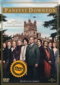 Panství Downton 4. série [DVD] (Downton Abbey: Series 4) - vyprodané
