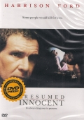 Podezření [DVD] (Presumed Innocent)