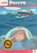 Ponyo z útesu nad mořem [DVD] - FilmX (Pony on the cliff by the sea)