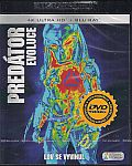 Predátor: Evoluce (UHD+BD) 2x[Blu-ray] (Predator, the) - Mastered in 4K