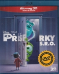 Příšerky s.r.o. 2D+3D 2x[Blu-ray] (Monsters Inc.)