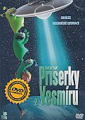 Příšerky z vesmíru [DVD] (Luis and His Friends from Outer Space)
