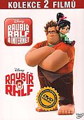Raubíř Ralf + Raubíř Ralf a internet kolekce 2x[DVD] (Ralph Breaks collection)