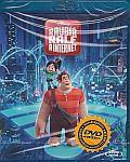 Raubíř Ralf a internet [Blu-ray] (Ralph Breaks the Internet)
