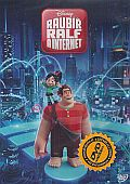 Raubíř Ralf a internet [DVD] (Ralph Breaks the Internet)