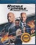 Rychle a zběsile: Hobbs a Shaw [Blu-ray] (Fast & Furious Presents: Hobbs & Shaw)