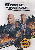 Rychle a zběsile: Hobbs a Shaw [DVD] (Fast & Furious Presents: Hobbs & Shaw)