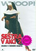 Sestra v akci 2 [DVD] (Sister Act 2: Back in the Habit) - BAZAR