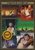 Sindibád kolekece 3x[DVD] (Sinbad Collection)