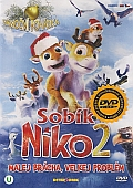 Sobík Niko 2 [DVD] (Niko 2 - Little Brother, Big Trouble)