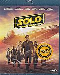 Solo: Star Wars Story 2x[Blu-ray] + bonus disk (Solo: A Star Wars Story)