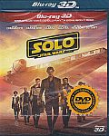 Solo: Star Wars Story 3D+2D 3x[Blu-ray] + bonus disk (Solo: A Star Wars Story)
