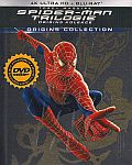 Spider-man Origins - digibook (UHD + BD, 6 disků + bonus) 7x[Blu-ray] - Mastered in 4K (Spider-man Digibook Origins 1-3)