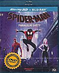 Spider-man: Paralelní světy 3D+2D 2x[Blu-ray] (Spider-man: Into the Spider-verse)