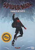 Spider-man: Paralelní světy [DVD] (Spider-man: Into the Spider-verse)