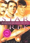 Star Trek 1-3 pack 3x[DVD] - vyprodané