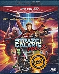 Strážci Galaxie Vol. 2 3D+2D 2x[Blu-ray] (Guardians of the Galaxy Vol. 2)